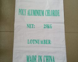 Polyaluminium Chloride package
