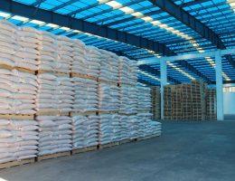 Polyaluminium Chloride warehouse