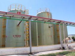 Polyaluminium Chloride Storage Tank