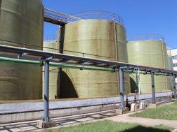 Liquid PAC Storage Tank